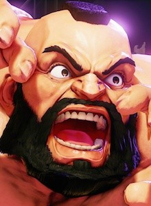 Street Fighter V: Zangief se une a la fiesta