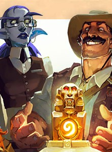 HearthStone Heroes of Warcraft estrena nueva aventura