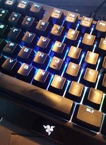 Análisis teclado gaming Razer Blackwidow T.E. Chroma