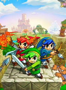 Análisis Zelda Tri Force Heroes para Nintendo 3DS