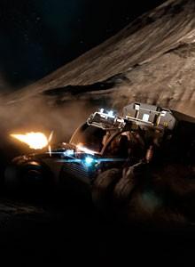 Elite: Dangerous permite aterrizar en planetas en fase beta