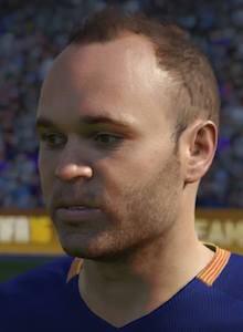"""Concurso: Pon un """"Iniesta de mi vida"""" en tu FIFA 16"""