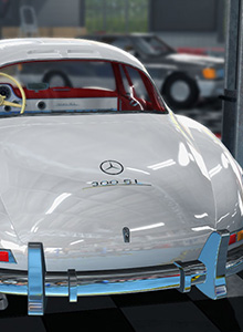 Mercedes-Benz llega a Mechanic Car Simulator 2015