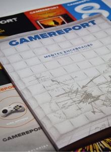 Tienes una cita con el papel: llega GameReport #11 en formato físico