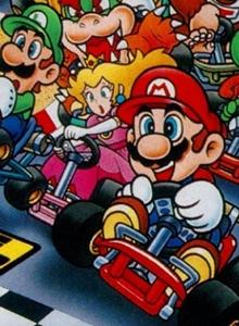 Análisis Super Mario Kart para SNES