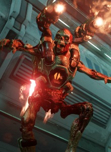 Doom nos enseña sus carátulas alternativas