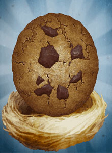 Cookie Clicker, el pionero de un estilo de videojuegos.