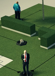 Hitman Go Definitive Edition en PC y PS4 la semana que viene