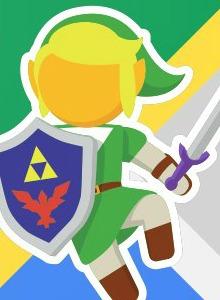 Google Maps homenajea a Zelda usando a Link en Street View