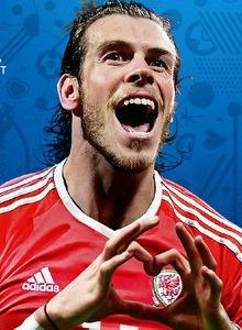 Bale protagoniza la portada de PES UEFA Euro 2016