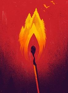 Firewatch: Perdidos en la inmensidad