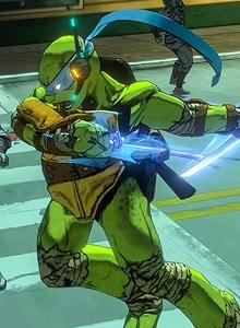 Las tortugas ninja desatan la locura en Manhattan