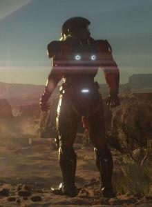 Es hora de tomar las armas en Mass Effect Andromeda