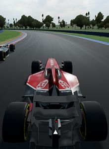 Primera gran actualización de Racecraft