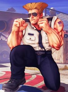 Guile llega por fin a Street Fighter V