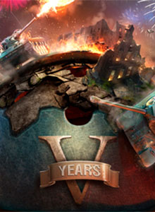 World Of Tanks está de aniversario en PC