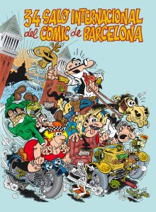 ¿Preparados para un nuevo salón del cómic Barcelona?