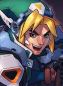 Así sería Link si fuera un personaje de Overwatch