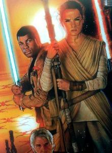 Star Wars VII El Despertar de la fuerza: Palomitas, guiños y poco más