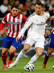 Real Madrid Vs. Atlético de Madrid – Simulamos la final de la Champions League