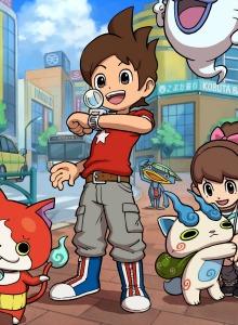Yo-Kai Watch estrena hoy su serie de TV en España