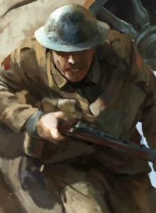 Se filtran un buen puñado de artes conceptuales de Battlefield 1