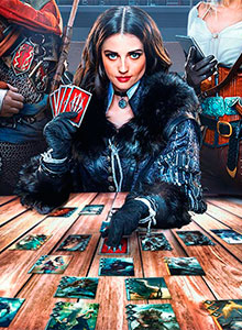 E3 2016: GWENT The Witcher Card Game tiene beta preparada