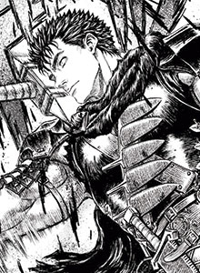 Koei Tecmo prepara un musou sobre el popular manga Berserk