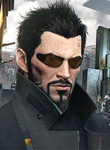 Deus Ex Mankind Divided E3 2016