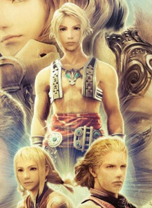 Vídeo comparativa de Final Fantasy XII para PS4 con FFXII para PS2