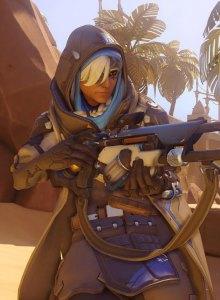 Vídeo: Probamos a Ana, la nueva heroína de Overwatch