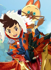Monster Hunter Stories, análisis para 3DS