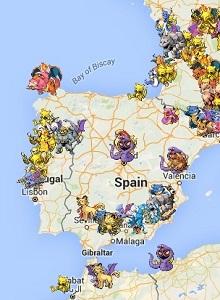 Poké Radar, la aplicación para atrapar a todos en Pokémon Go