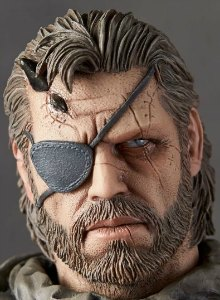 La increíble figura de 300 dólares de Metal Gear Solid V