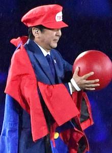 Super Mario y Doraemon presentan al mundo Tokyo 2020