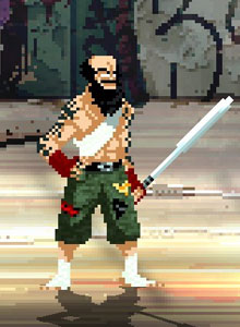 Análisis de Mother Russia Bleeds, el Beat'em up para PC/Steam