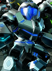 Lo llamaremos Metroid Prime Federation Force