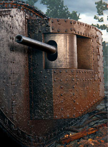 World Of Tanks conmemora los 100 años de carros blindados