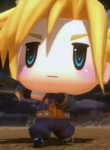La demo de World of Final Fantasy me ha dejado tremendamente frío