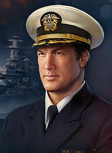 World Of Warships entra en Alerta Máxima con Steven Seagal