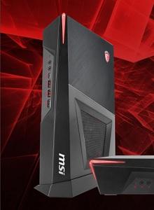 MSI Trident, el PC listo para RV que vas que querer tener en tu salón