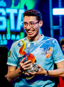 Entrevistamos a Mithy en el All-Star de LoL