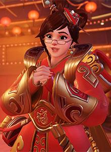 Overwatch celebra la llegada del año del gallo chino