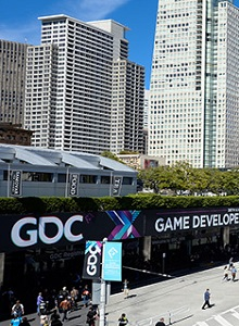 Todo esto es lo que encontrareis en la Game Developers Conference GDC17