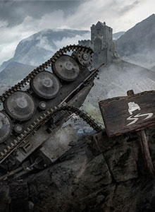World Of Tanks Console reventará tu consola en Febrero