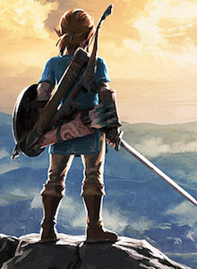 Candidato a GOTY 2017: The Legend Of Zelda Breath of the Wild