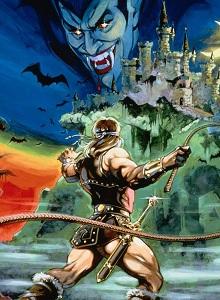 Castlevania y su serie animada para Netflix