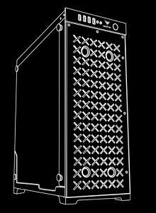 Análisis de la torre premium para PC gaming Nfortec Scorpius