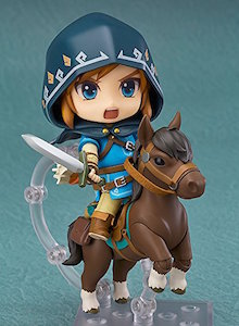 Zelda Breath of the Wild y su impresionante Nendoroid