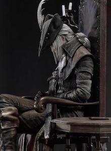 Figura de Lady María de Bloodborne, a cargo de Prime1Studio